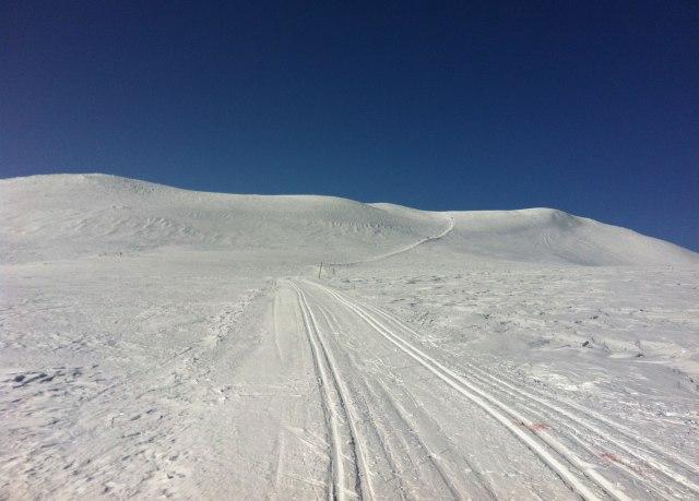 PåskenFjelltur2013